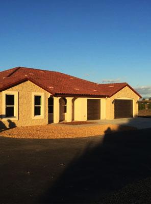 Custom Home Built in De Luz, Temecula, CA