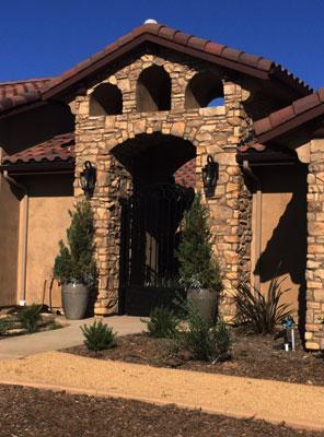 Tuscan Wine Country: Custom Home Built in Temecula, CA, Riverside County