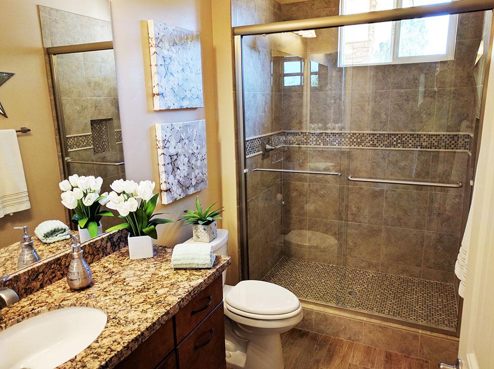 Temecula custom home bathroom empire built for Bath remodel temecula