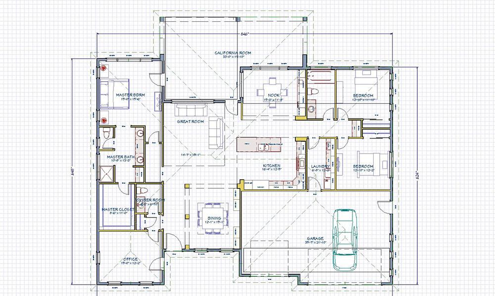 Custom Home Floor Plans Murrieta Temecula San Diego